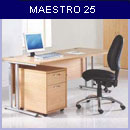 maestro25 office desking